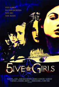 5ive Girls poster